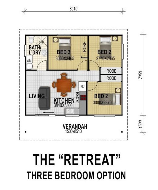 The-Retreat-3-Bedroom-Option